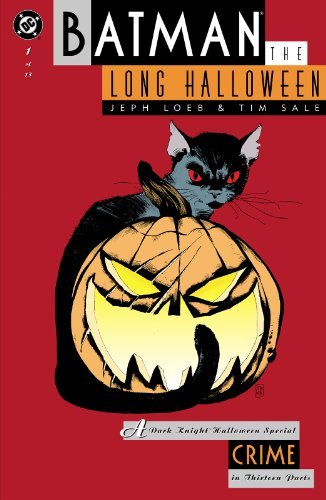 Batman: The Long Halloween #1 (English Edition)
