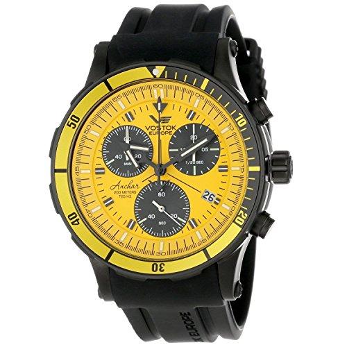 Vostok Europe 6S30-5104185 6S30/5104185 - Reloj, Correa de S