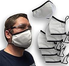 TBM Mascarilla CubreBocas 3D con 4 Capas (SMS Non-Woven)