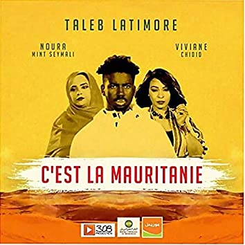 C'est la Mauritanie