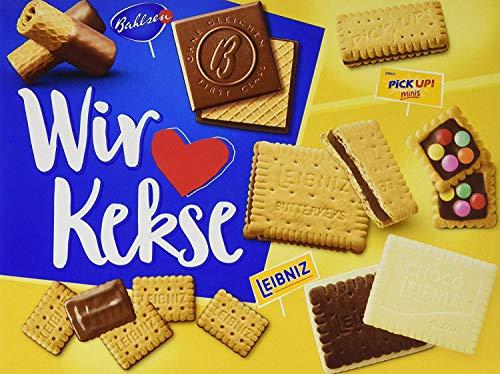 Bahlsen Wir lieben Kekse, 1er Pack (1 x 280 g)