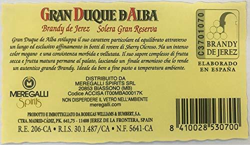 Gran Duque D Alba Spanischer Brandy de Luxe (1 x 0.7 l) - 3
