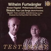 Strauss: Four Last Songs / Wagner: Excerpts from Tristan und Isolde & Gotterdammerung (2007-06-12)
