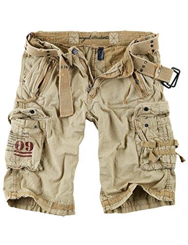 Surplus Uomo Royal Shorts Royal Sahara Taglia 4XL