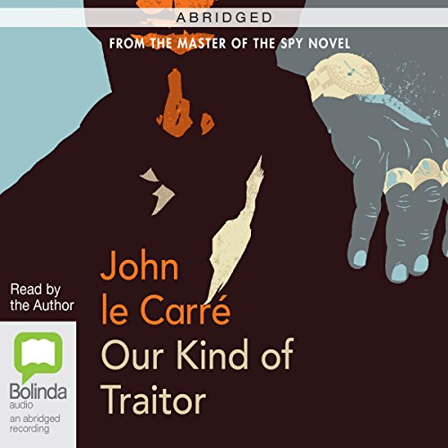 Our Kind of Traitor (Abridged) cover art