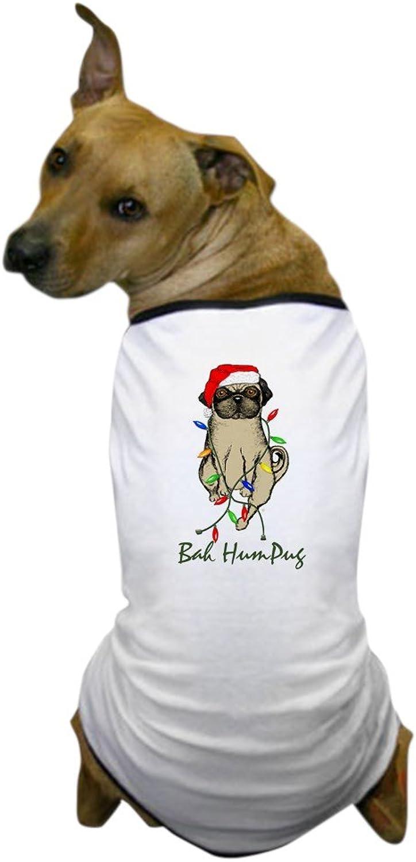 CafePress  Bah Humpug Christmas Dog Dog TShirt  Dog TShirt, Pet Clothing, Funny Dog Costume