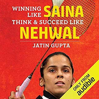 Winning Like Saina cover art