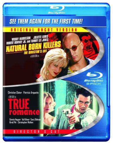 True Romance   Natural Born Killers (Double Feature) [Blu-ray]