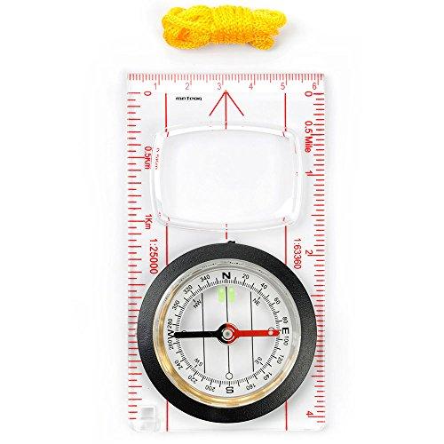 Kompass mit Lineal 110MM