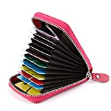 Credit Card Holders Women Ladies Leather Credit Card Wallets for Women Credit Card