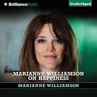 Marianne Williamson on Happiness cover art
