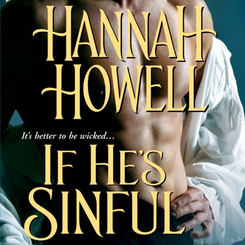 If He's Sinful audiobook cover art