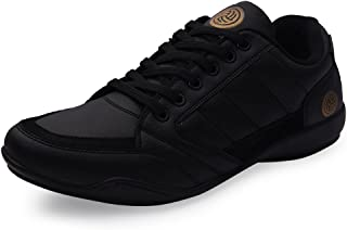 Bacca Bucci Men's Black Casual Shoes
