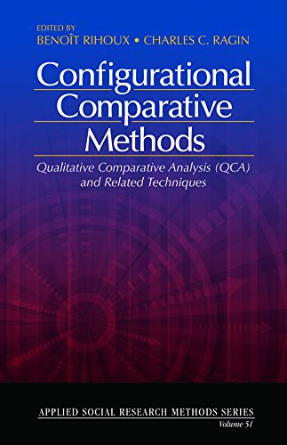 Configurational Comparative Methods: Qualitative Comparative Analysis (QCA) and Related Techniques (Applied Social Research Methods Book 51) (English Edition)