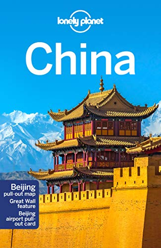 Lonely Planet China (Country Guide)