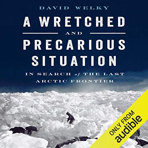 Couverture de A Wretched and Precarious Situation