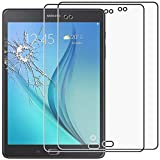 ebestStar - [Pacco x2 Vetro Temperato Compatibile con Samsung Galaxy Tab A 9.7 T550 / S Pen P550 Schermo Pacco x2 Pellicole Anti Shock, Anti Rottura Anti graffio [Apparecchio:242.5x166.8x7.5mm 9.7']