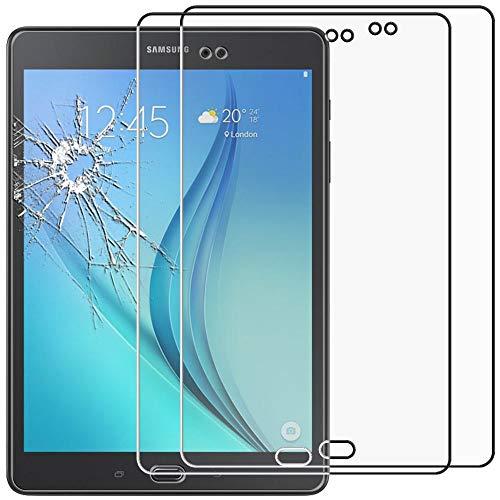 ebestStar - [Lote x2 Cristal Templado Compatible con Samsung Galaxy Tab A...
