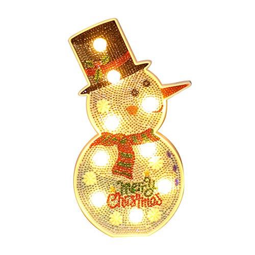 luz navidad nieve de la marca MINGPINHUIUS