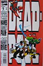 DEADPOOL #3, (The Circle Chase Round 3), October 1993 (VOLUME 1)