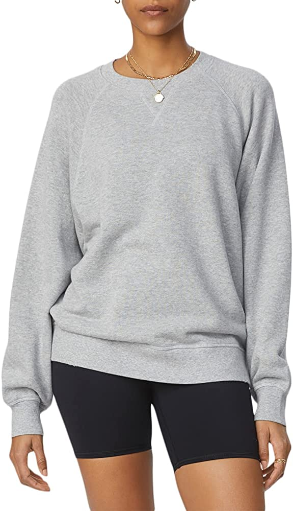 Bandier x Sincerely Jules The Juniper Crew Neck Sweatshirt