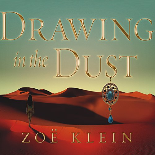 Drawing in the Dust audiobook cover art