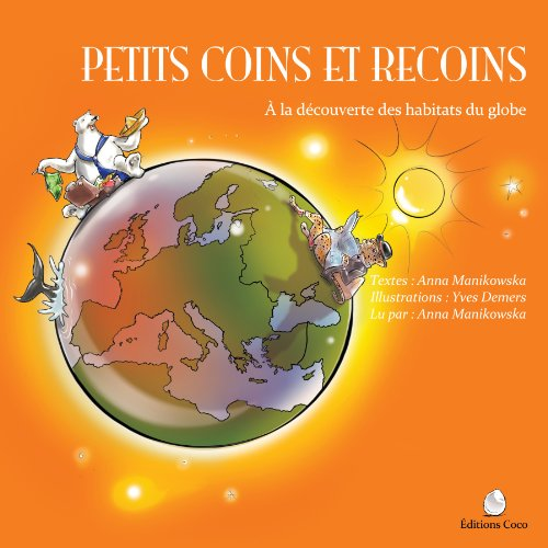Petits coins et recoins (French Edition) audiobook cover art