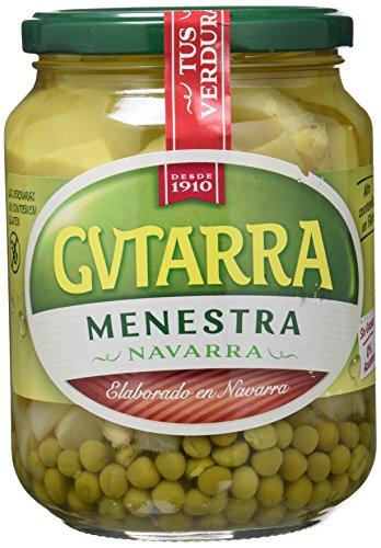 Gvtarra Menestra Navarra - Paquete de 6 x 425 gr