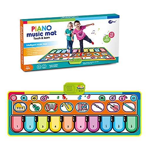 Modische Kindermusik Elektronische Klaviermatte Sat,Musik...