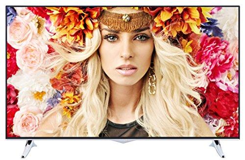 Telefunken L55U300I4CW 140 cm (55 Zoll) Fernseher (Ultra HD, Triple Tuner, Smart TV)