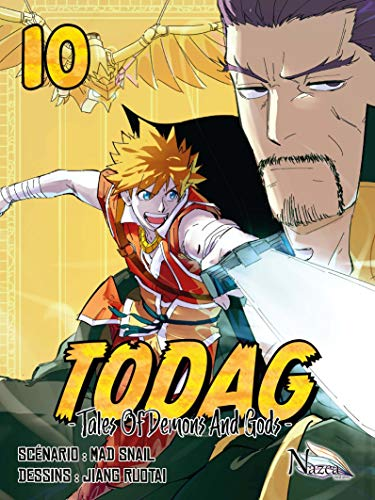 TODAG, Tome 10 :