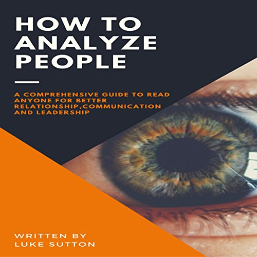 How to Analyze People: The Alpha Way audiobook cover art