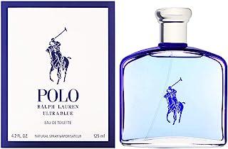Polo Ultra Blue by Ralph Lauren for Men 4.2 oz Eau de Toilette Spray