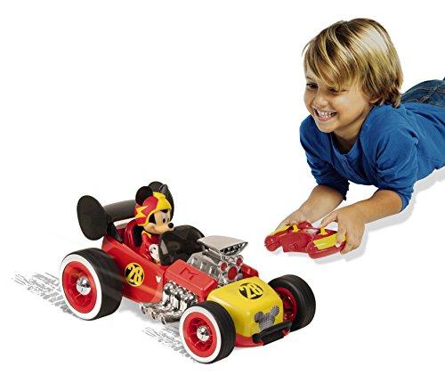 IMC Toys 182448, Auto Radiocomandata Topolino e gli amici del rally