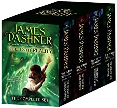The 13th Reality: The Complete Set: The Journal of Curious Letters; The Hunt for Dark Infinity; The Blade of Shattered Hope; The Void of Mist and Thunder Original Edition by Dashner, James (2013)