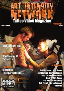 Vol 1 - Art Intensity Network Tattoo
