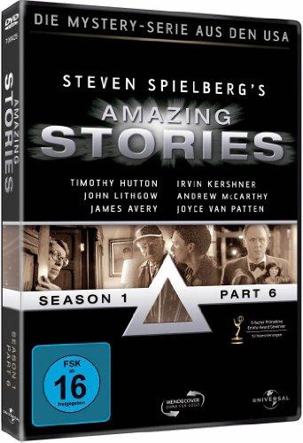 Steven Spielberg's Amazing Stories - Season 1.6