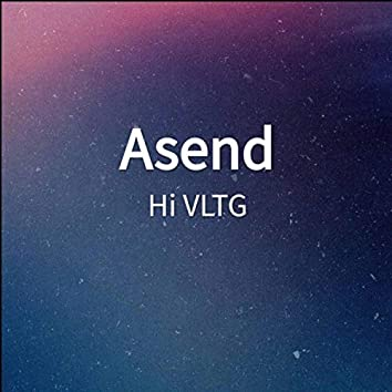 Asend