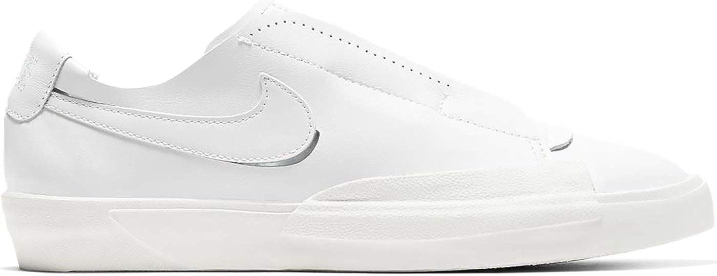 Nike Women's Blazer Slip Low Kickdown Slip-on Shoes CJ1651 100 Size