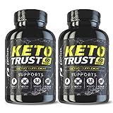 2 Pack Keto Diet Pills Weight Loss Supplement Fat Burner Advanced Extract Formula - Garcinia Cambogia - Raspberry Ketones, Green Coffee Bean, Green Tea All Natural, Ketogenic Diet for Women and Men
