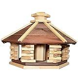 KWN-XXL-NP - Pajarera de madera