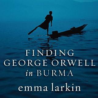 Finding George Orwell in Burma cover art