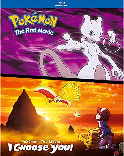 Pokemon Movies 1 And 20 [Blu-ray]