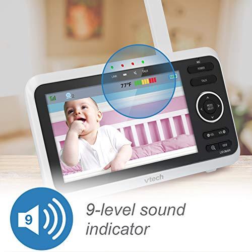 51k5ib3rroL Best 2000 ft Range Baby Monitors With Longest Range 2021