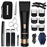 Warmlife Hair Clippers for Men Professional Cordless with Quiet,...