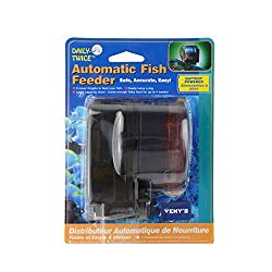 Saim Battery-Operated Automatic Fish Feeder - Best Automatic Fish Feeders