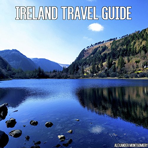 Ireland Travel Guide audiobook cover art