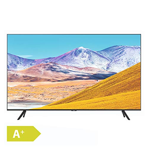 Samsung GU50TU8079UXZG TV 127 cm (50') 4K Ultra HD Smart TV WiFi Noir GU50TU8079UXZG, 127 cm (50'), 3840 x 2160 Pixels, LED, Smart TV, WiFi, Noir
