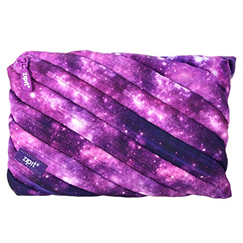 ZIPIT Fresh Twister Jumbo Pencil Case, Galaxy, 9.06' x 0.79' x 5.91' (23 x 2 x 15 cm)