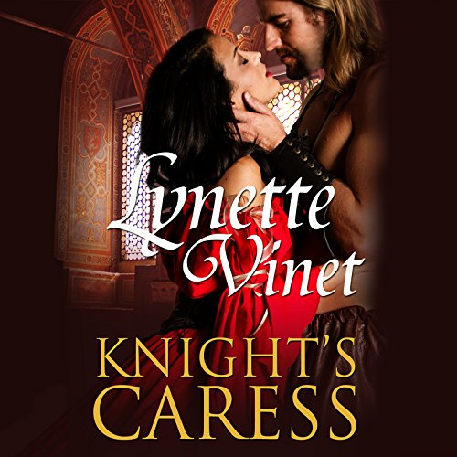 Knight's Caress audiobook cover art